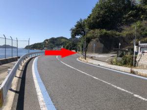 蒲刈大橋入口1