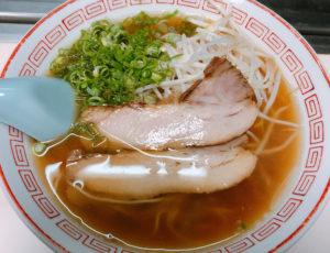 太刀魚ダシの豊島ラーメンまりちゃん