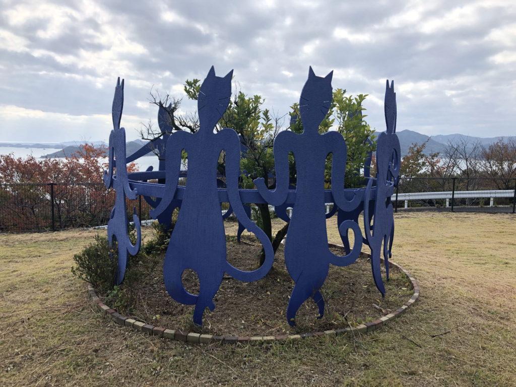 島ごと美術館『CATS DANCE』