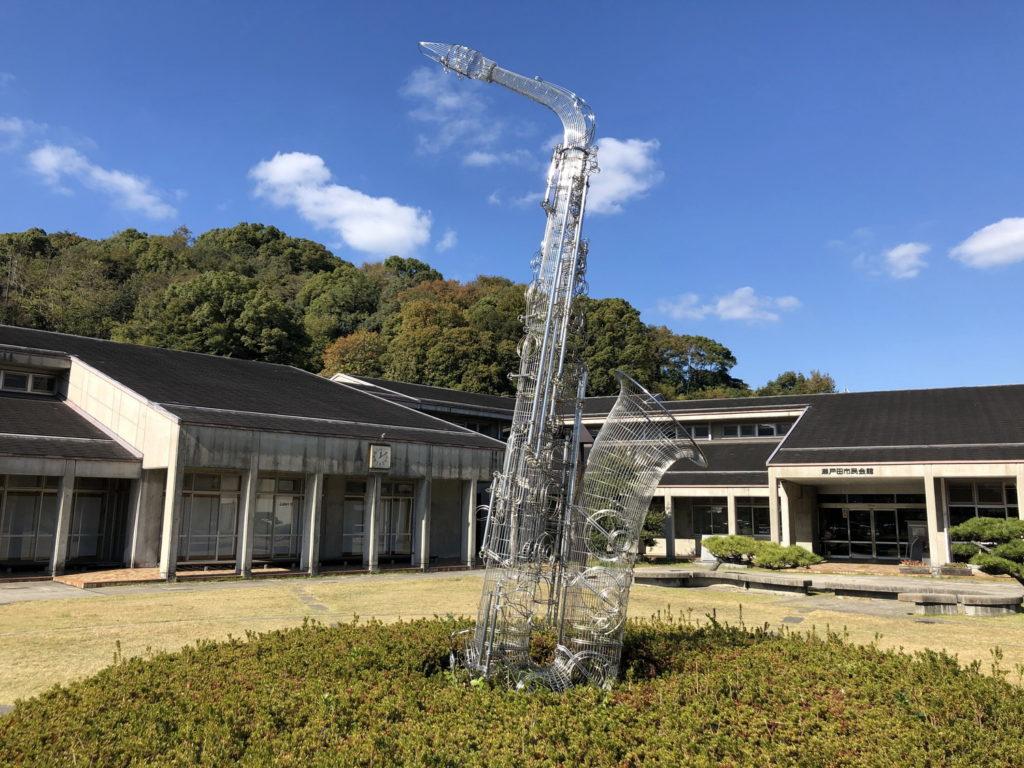 島ごと美術館『風の中で(瀬戸田)』