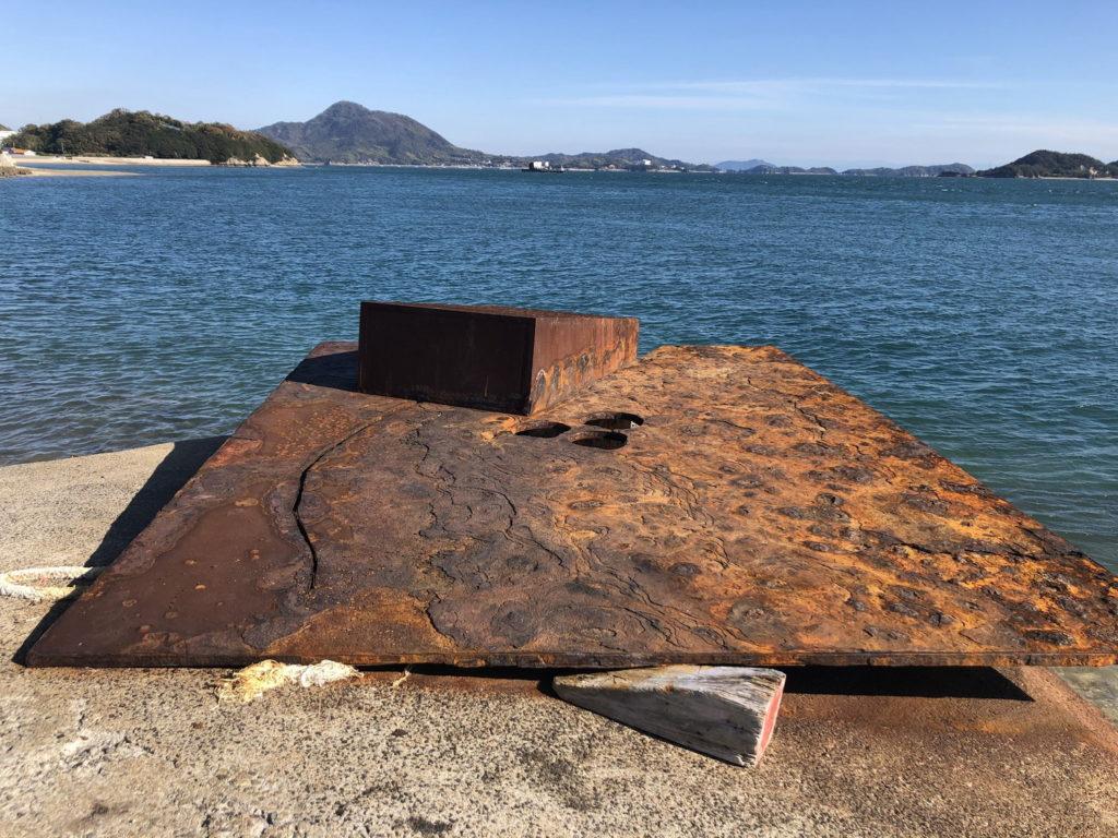 島ごと美術館『空/海YURAGI』