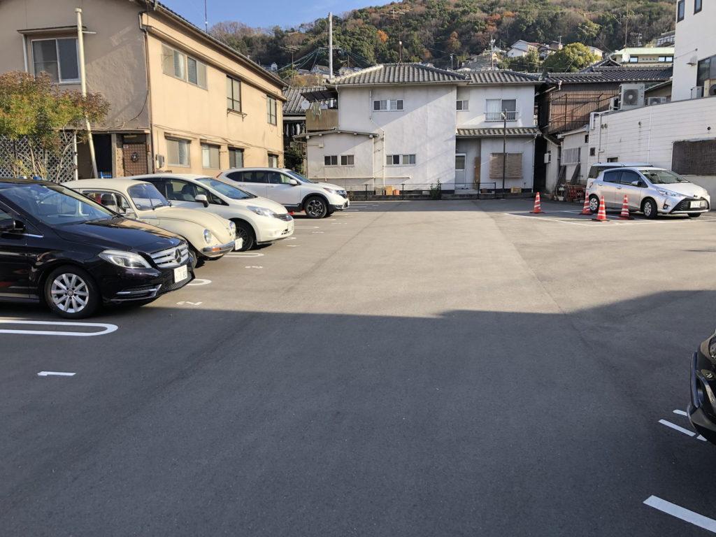 MYパーク防地口駐車場