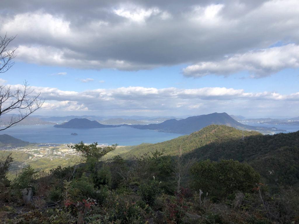 鷲ヶ頭山(わしがとうざん)頂上2